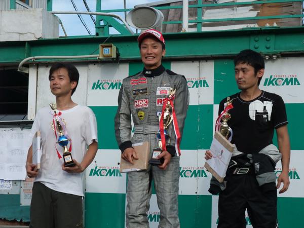 2011年9月18日 SL生駒シリーズ第5戦