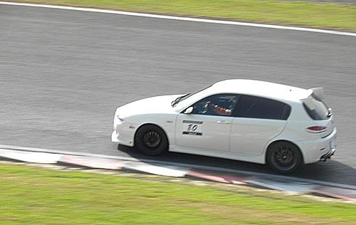 RaceA 決勝2ヒート スタート コース6周
