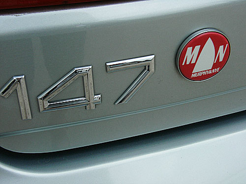 アルファロメオ 147TS MURPHY&NYE 兵庫県  康平様