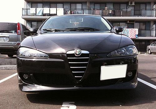 アルファロメオ 147TS 神奈川県  T.H様