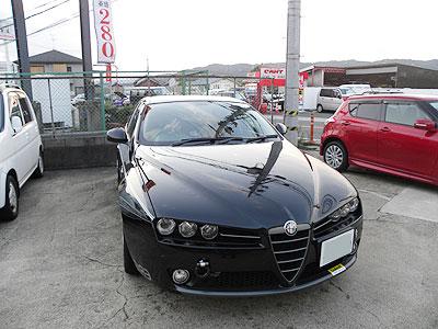 Alfa Romeo Challenge in 岡山国際サーキット  2010.11.3