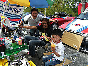 ALFA ROMEO DAY09 in長野県 富士見パノラマリゾート フリーマーケット