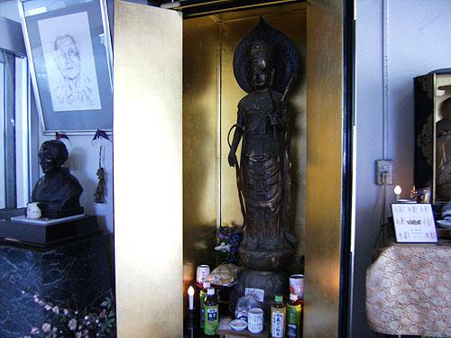 第4回 SIKARRARI 「アルファで行こう!えびちゃん三昧♪の旅」仏像