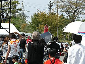 ALFA ROMEO DAY09 in長野県 富士見パノラマリゾート 抽選会