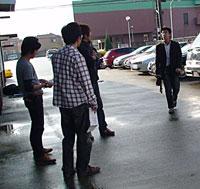 第1回 SIKARRARI 「奈良の街を走ろうゲームラリー」