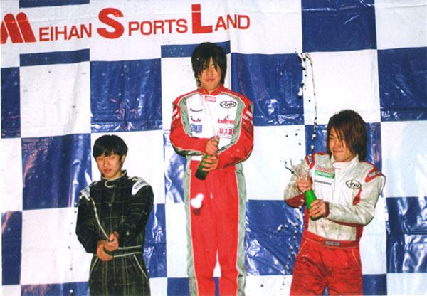2007年12月9日 SL名阪シリーズ第6戦 FP3クラス