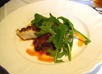 第1回 SIKARRARI 「奈良の街を走ろうゲームラリー」お魚料理