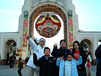 第1回 SIKARRARI 「奈良の街を走ろうゲームラリー」ユニバーサルスタジオジャパン