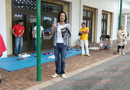 第4回 SIKARRARI 「アルファで行こう!えびちゃん三昧♪の旅」KURO様