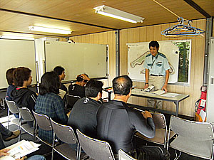 SMSC(鈴鹿モータースポーツクラブ)入会説明始まりです。