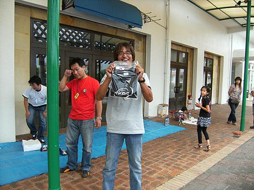 第4回 SIKARRARI 「アルファで行こう!えびちゃん三昧♪の旅」西嶋オーナー
