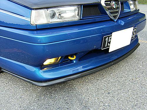 アルファロメオ 155 V6 Limited Version 三重県 Scully様