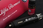 Alfa Romeo  純正  アロマディフューザーSET  Bergamot Lavender