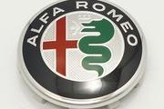Alfa Romeo 純正 New ホイールオーナメントセット